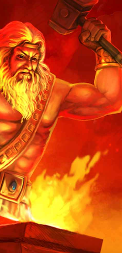 The 4 furious gods of Age of the gods - La slot di Playtech
