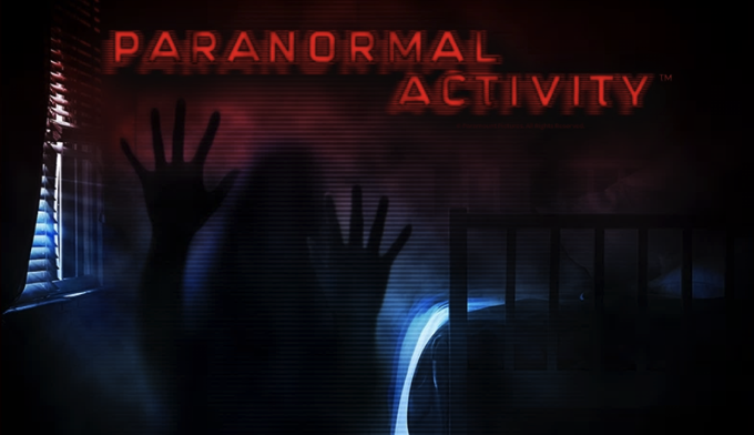 Slot machine di Paranormal Activity
