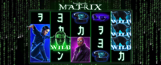 The Matrix - Film e giochi da casino