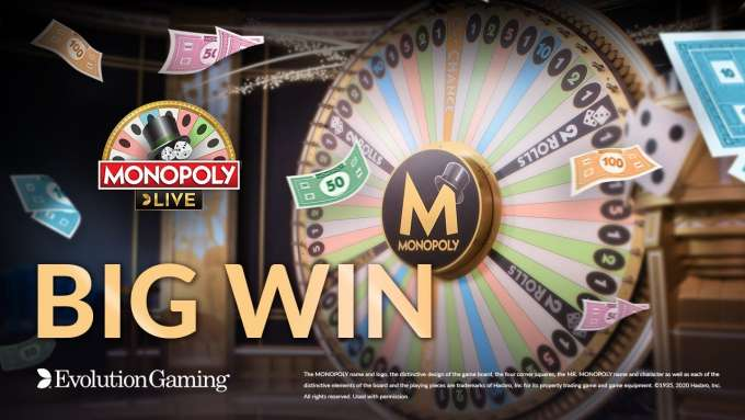 MONOPOLY Live 2920x - BIGGEST WIN EVER | Evolution Gaming